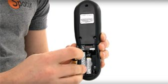 Acumen Battery Powered Remote Control
