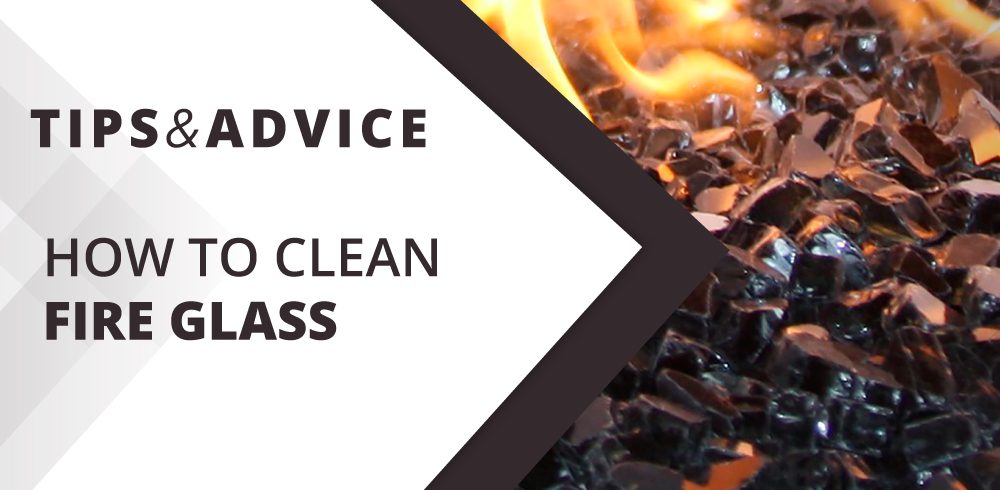 How to Clean Fire Glass in Your Fireplace or Fire Pit