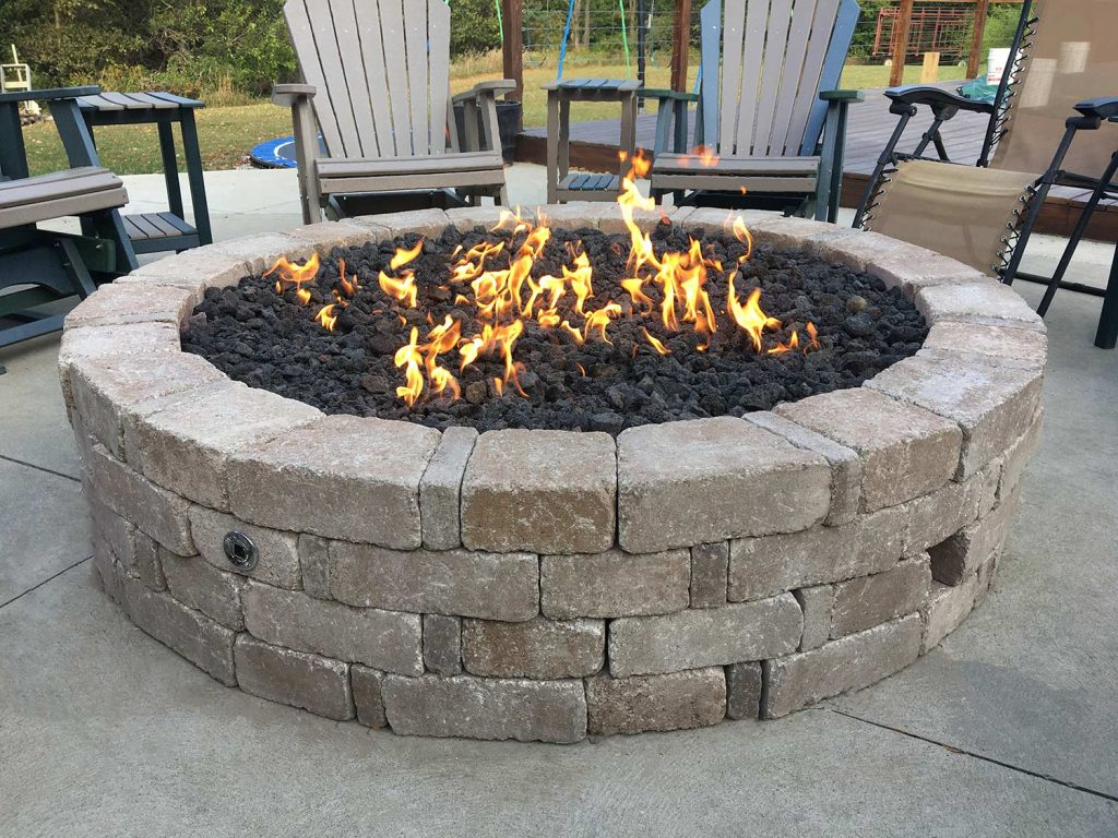 How To Choose The Correct Components For Your Gas Fire Pit Project Fire Pits Direct Blog