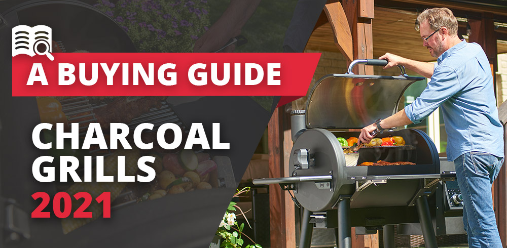 KAG Buying Guide | Charcoal Grills 2021