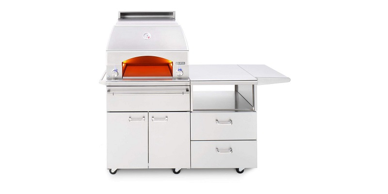Lynx 54-Inch Pizza Oven and Cart