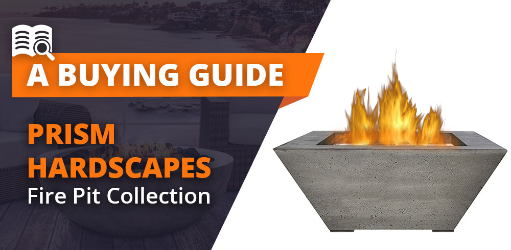 Introducing the Prism Hardscapes Fire Pit Collection