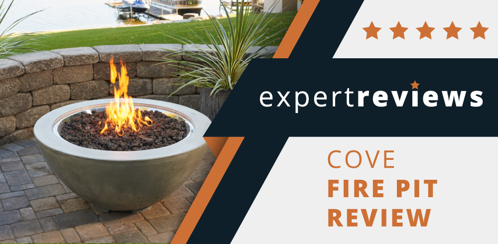 The Outdoor GreatRoom Company Cove Fire Pit