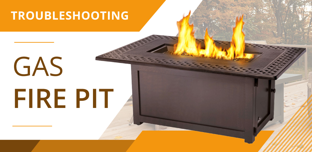 Gas Fire Pit Troubleshooting Spotix Blog